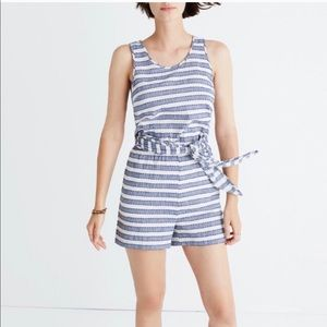 Madewell Cover Up Romper